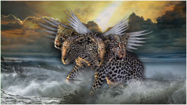 What Are The 4 Beasts Of Daniel Faq Endtimes Com